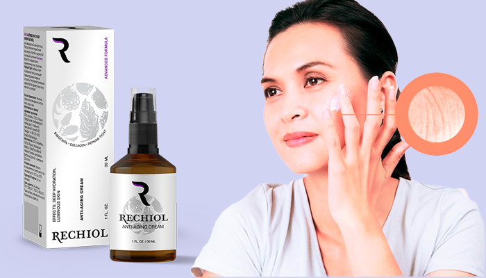 Rechiol anti wrinkle: keep your age in secret. Mga review..